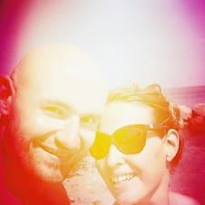 Nutzerprofil von Eva & Robert