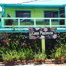 Casa Placencia - Uživatelský profil