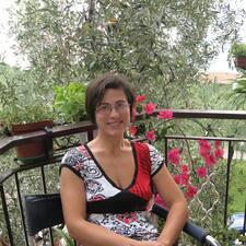 Antonietta è l'host.