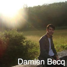DAmien User Profile