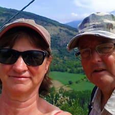 Profil Pengguna Lorraine & Chris