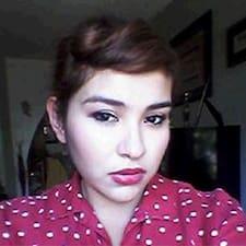 Berenice felhasználói profilja