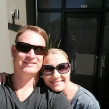 Nutzerprofil von Scott & Rachel