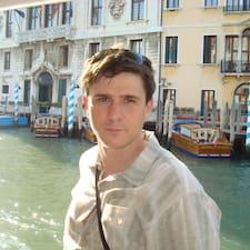 Alexander felhasználói profilja