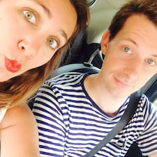 Nutzerprofil von Adélaïde & Arthur