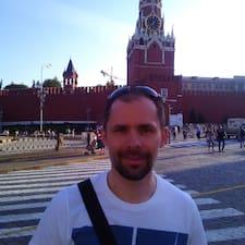 Petr的用戶個人資料
