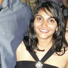 Profil utilisateur de Preethi