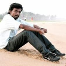 Nutzerprofil von Gopikrishnan