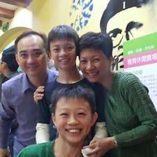 Perfil de l'usuari Huey Ting