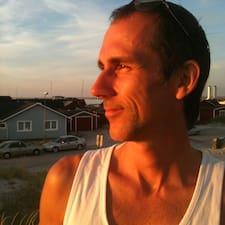 โพรไฟล์ผู้ใช้ Johan