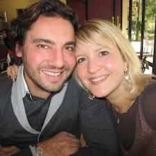Olivier Et Sandrine est l'hôte.