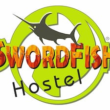 SwordFish is the host.
