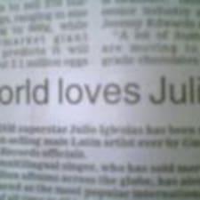 Julio的用户个人资料