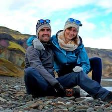 Yves-Manuel & Darya Brugerprofil