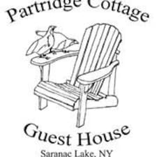 Partridge Cottage User Profile