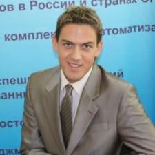 Nutzerprofil von Andrey