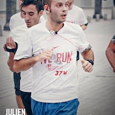Julien User Profile