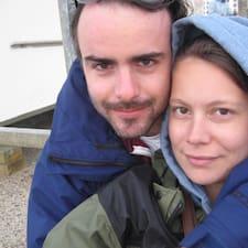 โพรไฟล์ผู้ใช้ Maria & Andri