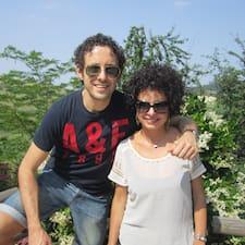 Profil Pengguna Fabio & Lucia