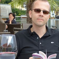 Gebruikersprofiel Yves-Arnaud