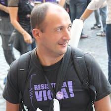 Gebruikersprofiel Vincenzo