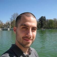 Profil utilisateur de Pierre-André
