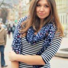 Olenka User Profile