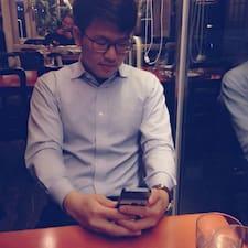 Profil utilisateur de Keunmin