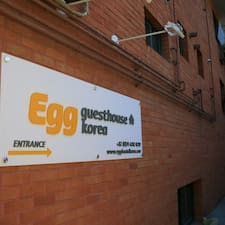 Nutzerprofil von Egg Guesthouse Korea