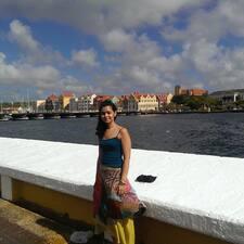 Saniya felhasználói profilja