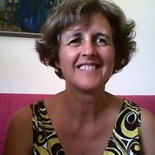 Profil Pengguna Marie-Sylvie