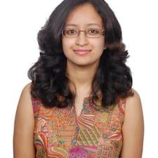 Sreenita User Profile