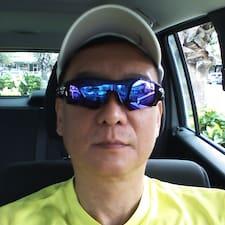 Sangwon User Profile