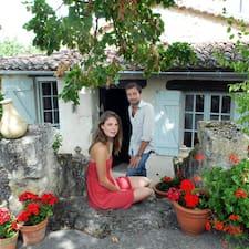 Pierre-Emmanuel & Amy User Profile