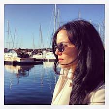 Samirah User Profile