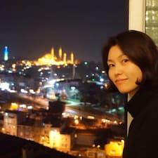 Profil utilisateur de Minkyoung
