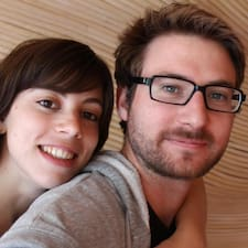 Profil utilisateur de Helene & Xavier