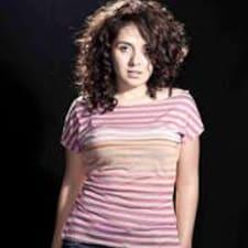Profil utilisateur de Marieta