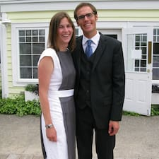 Anne & Jeremy User Profile