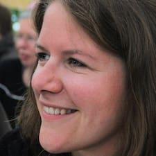 Franziska felhasználói profilja