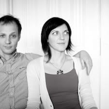Mella & Andy User Profile
