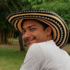 Profil utilisateur de Rigoberto