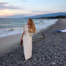 Profil utilisateur de Василина