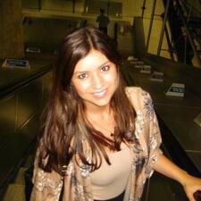 Katrin felhasználói profilja