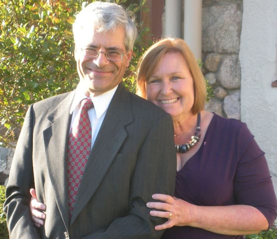 Kathy & John