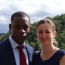 Nutzerprofil von Ousmane & Sarah