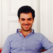 Profil utilisateur de Louis-Jacques