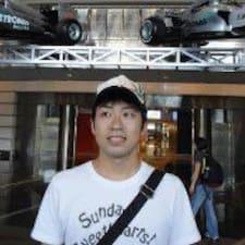 Shota felhasználói profilja