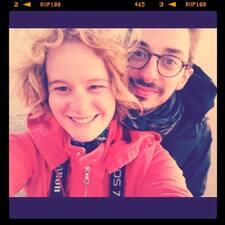 โพรไฟล์ผู้ใช้ Maeva & Raphaël