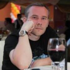 Andrey - Uživatelský profil